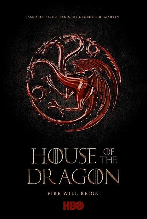 Дом Дракона 1 сезон