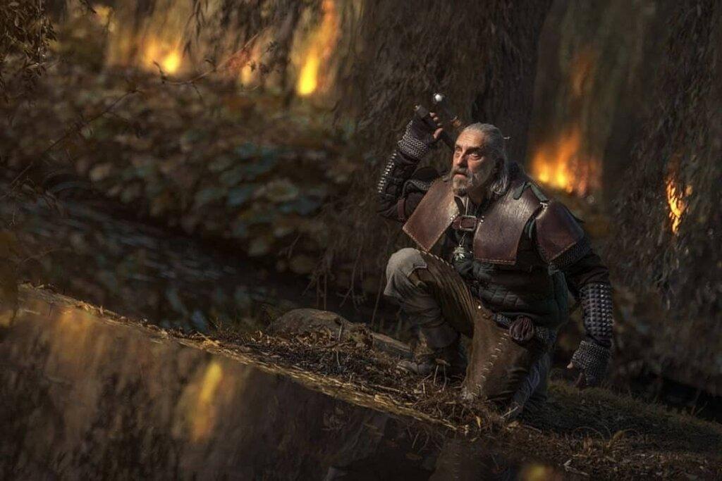 Весемир станет главным героем анимационного спин-оффа «Ведьмака»