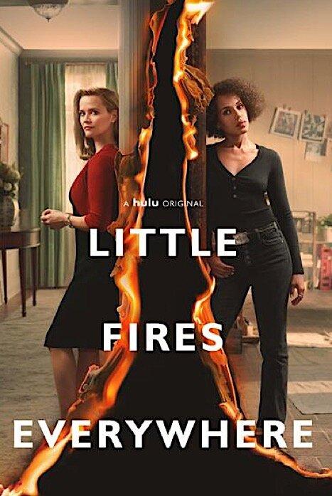 И повсюду тлеют пожары 1 сезон