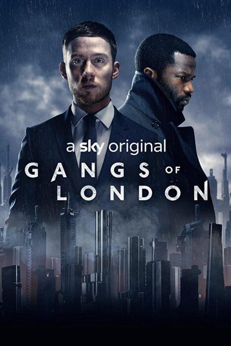 Банды Лондона 1 сезон