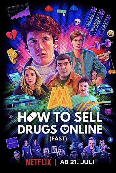 Не пытайтесь это повторить/Как продавать наркотики онлайн (быстро) 2 сезон