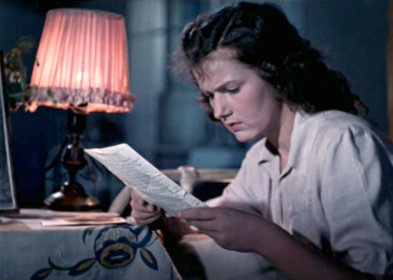 В фильме «Три встречи» (1948)