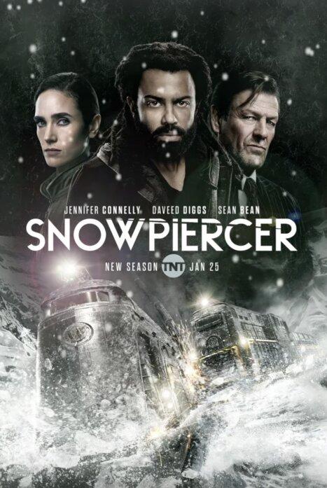 Сквозь снег 3 сезон