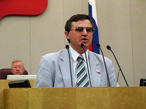 Ответ депутата Смолина Путину на предложение вступить во фронт