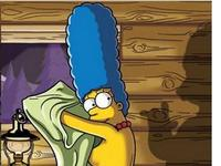 Мультяшка Мардж Симпсон разделась для журнала «Плейбой»