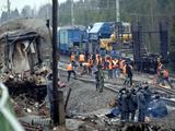 """Количество погибших в катастрофе  """"Невского экспресса """" достигло 26 человек.  Женщина в крайне тяжелом состоянии..."""