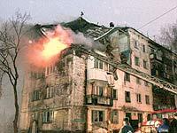 Из-за взрыва в квартире №13 погиб человек