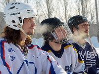 Трио «Бадабум» сыграет в Ванкувере на лыжах и хоккейных клюшках
