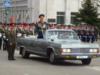 В Хабаровске закончился парад Победы