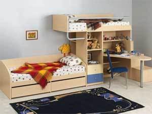 В каких цветах оформить комнату для малыша