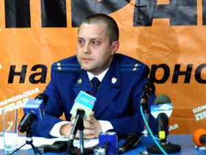 Заместитель начальника управления Генеральной прокуратуры в СКФО Алексей Васильков рассказал что незаконный игровой бизнес - головная боль всего ведомства.