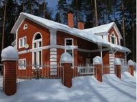 Приняв решение построить собственный загородный домик, необходимо в...
