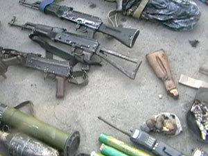 В Северной Осетии задержали торговцев оружием из ИнгушетииВ Северной Осетии задержали торговцев оружием из Ингушетии