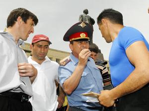 Стычки местных правоохранителей с не совсем адекватными представителями силовых структур Чечни стали постепенно обыденностью для Минвод и Пятигорска
