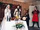 Кавказская свадьба - это громкое веселье...