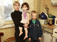 Бездомная собака в Красноярске спасла четырехлетнего ребенка