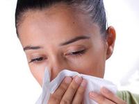 Аллергия, самым эффективным средством является трава...
