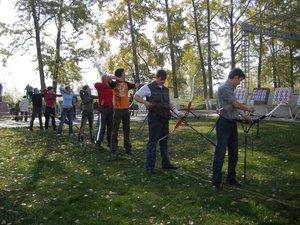 Лучный спорт набирает в Кузбассе популярность.