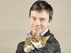 Кошки снимают давление, а их хозяева живут минимум на 10 лет больше 2283392