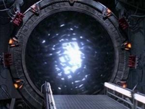 Врата в глубины космоса.