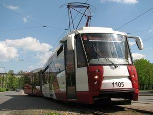 Скоростной трамвай.
