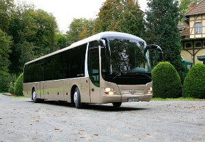 Длина модели автобуса lion's City Ü-A20 составляет 11.980 м, оснащение...