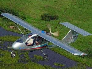 Самолет многоцелевой двухместный с 2
