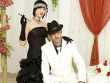 свадьба в стиле Чикаго 30-х.  Анастасия и Эдгар, Набережные Челны.