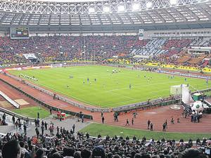 31 июля 1956 года - Открытие в Москве Лужников.