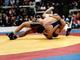 В Черкассах прошел чемпионат Украины по греко-римской борьбе.