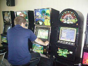 Белорусы часто посещают игровые автоматы.