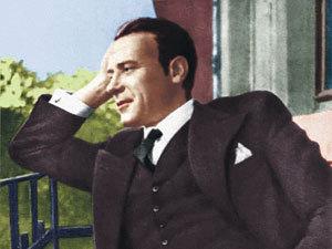 Михаил Афанасьевич верил, что рукописи не горят. Москва, 1935 г.