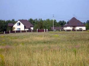 """Участки под застройку продавали незаконно.  Фото:  """"www.cottage.ru """""""