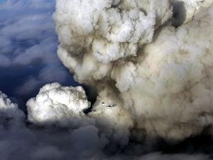 В Исландии проснулся новый вулкан