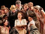 ЛЮБОВНЫЙ НАПИТОК (Доницетти) - премьера 11 января 2011 года.