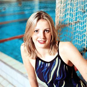 Стася Комарова: О свадьбе перед Олимпиадой говорить не хочу.