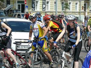 В Швеции велосипедистов штрафуют за превышение скорости