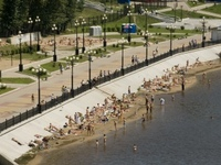 Этим летом в Хабаровске заработает один пляж