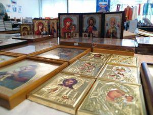 Посетители выставки смогут поклониться