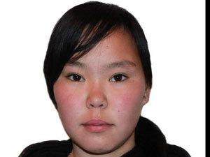 До многодневного «похода» Лида весила 50 килограммов…Фото предоставлено администрацией Эвено-Бытатайского района Якутии.