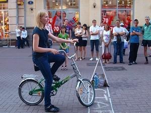 Пьяный велосипед 2772231