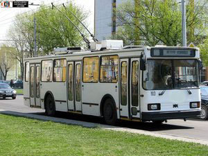В Минске временно изменяются маршруты движения общественного транспорта.