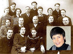 Учительство стало для династии Разумовых делом всей жизни. Ее продолжатель и наследница Ирина Горшенева не променяет свою профессию ни на какую другую.