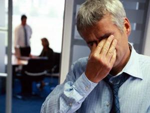 Затяжной стресс может выбить из колеи даже самого сильного человека...