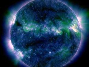 Рентгеновские и ультрафиолетовые изображения помогут ученым понять, как солнце работает.