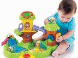 От ползания к ходьбе.  Развивающие игрушки для ребенка от