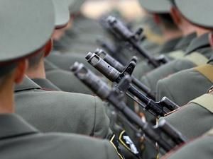 Свыше 3000 курсантов окружного учебного центра ЦВО приняли Военную...