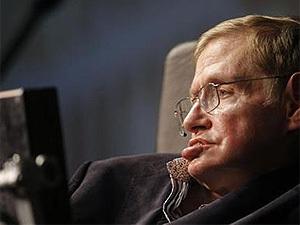 Легендарный физик Стивен Хокинг