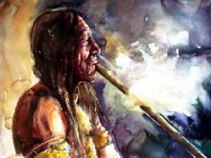 Майя начали курить как минимум 1300 лет назад