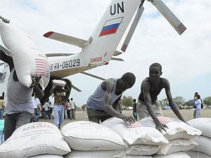 Российские миротворцы уходят из Судана